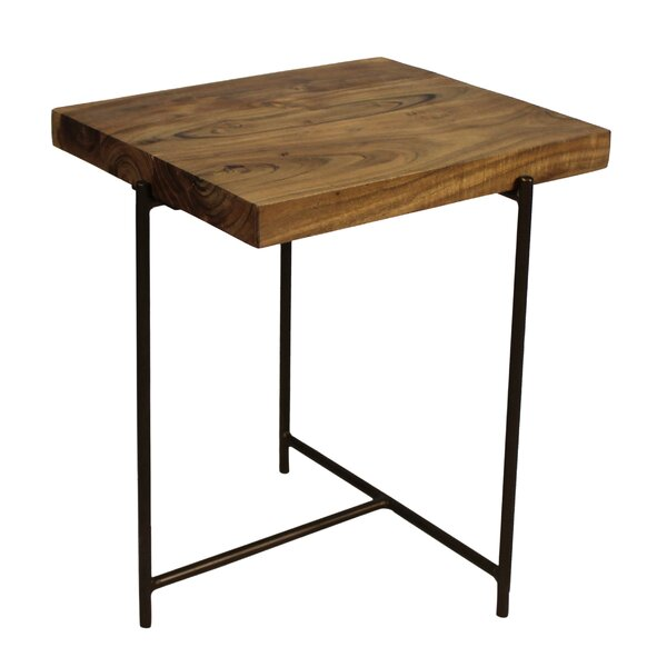 Mishler End Table By Williston Forge