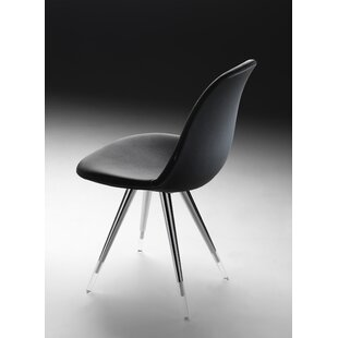 Angel Genuine Leather Upholstered Dining Chair