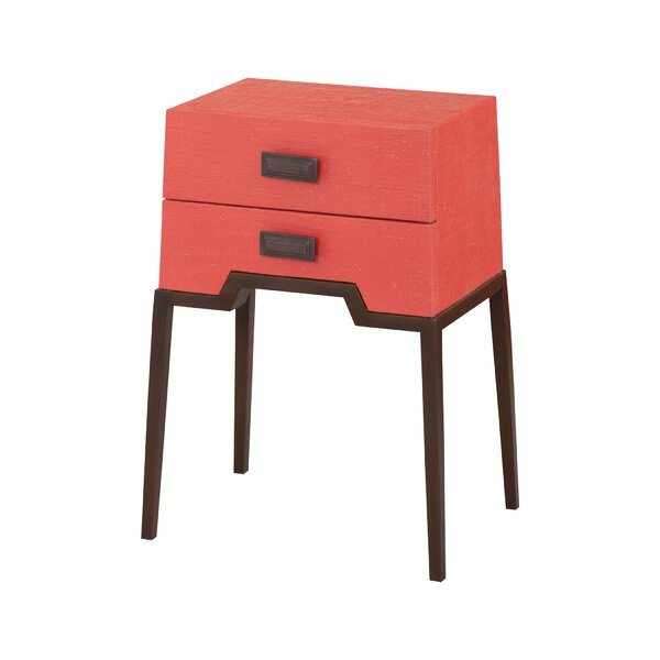 Rittenberry End Table by Willa Arlo Interiors