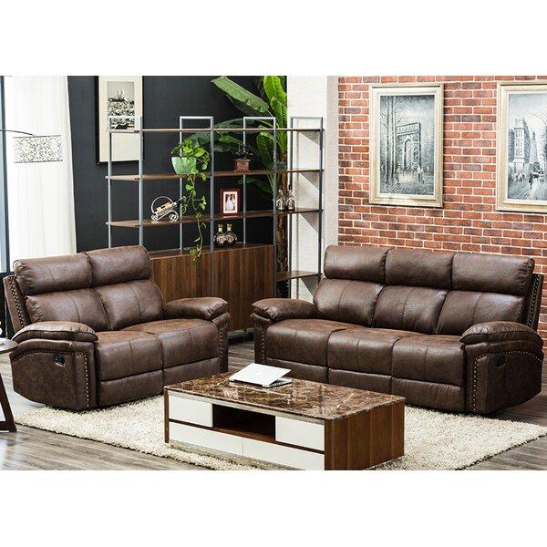 Discount Loys 2 Piece Reclining Living Room Set