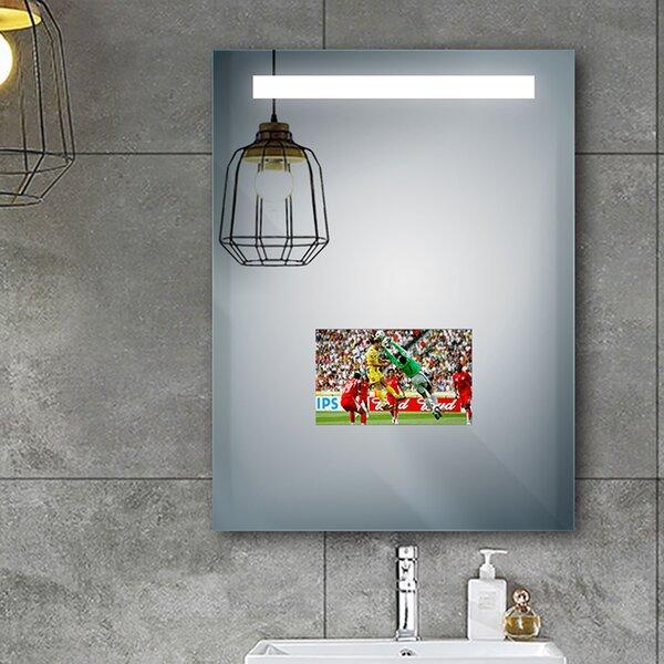 Albertson LED Bathroom/Vanity Mirror by Orren Ellis