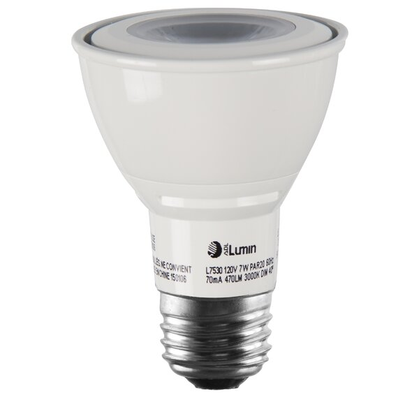 7W E26 LED Light Bulb by Sunset Lighting