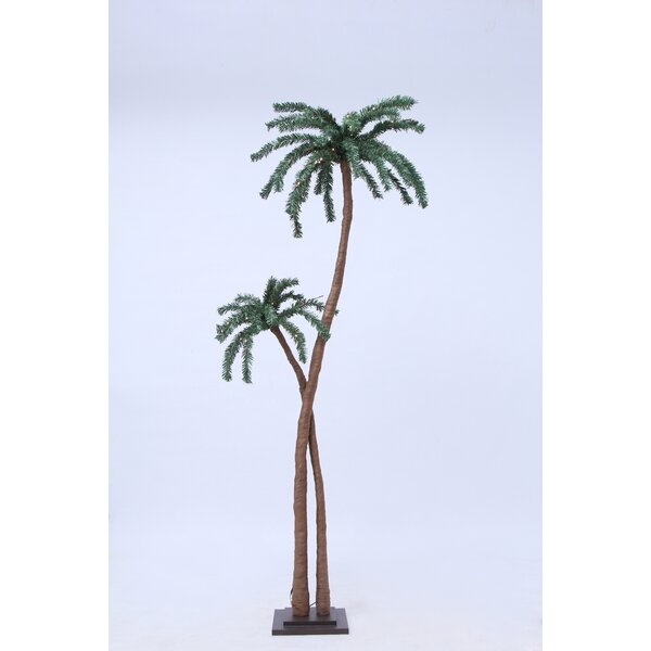 LED 96 Light Palm Tree by Bay Isle Home