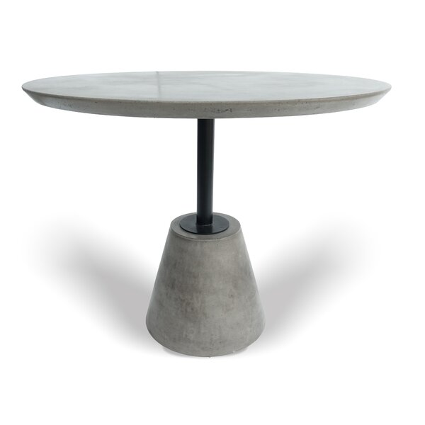 Mae Concrete Metal Counter Height Dining Table by Williston Forge Williston Forge