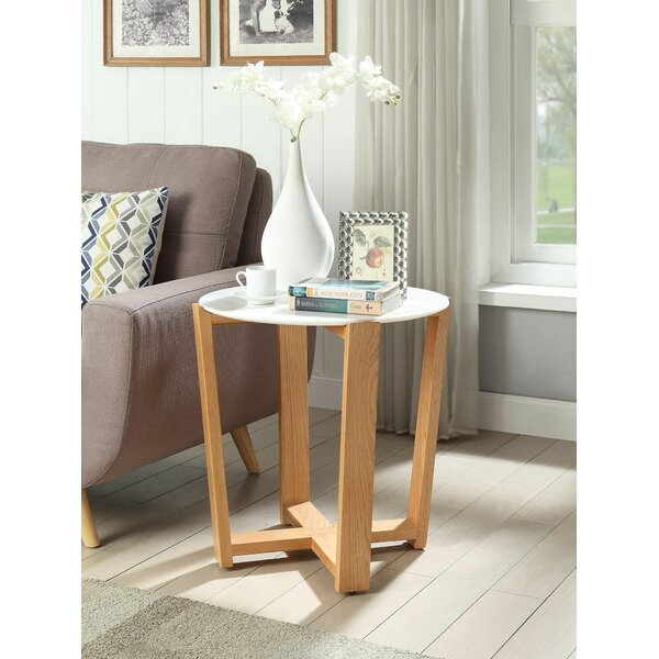 Marrs End Table By Ivy Bronx