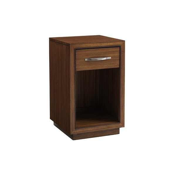 Kitano Sinclair 1 Drawer Nightstand by Lexington