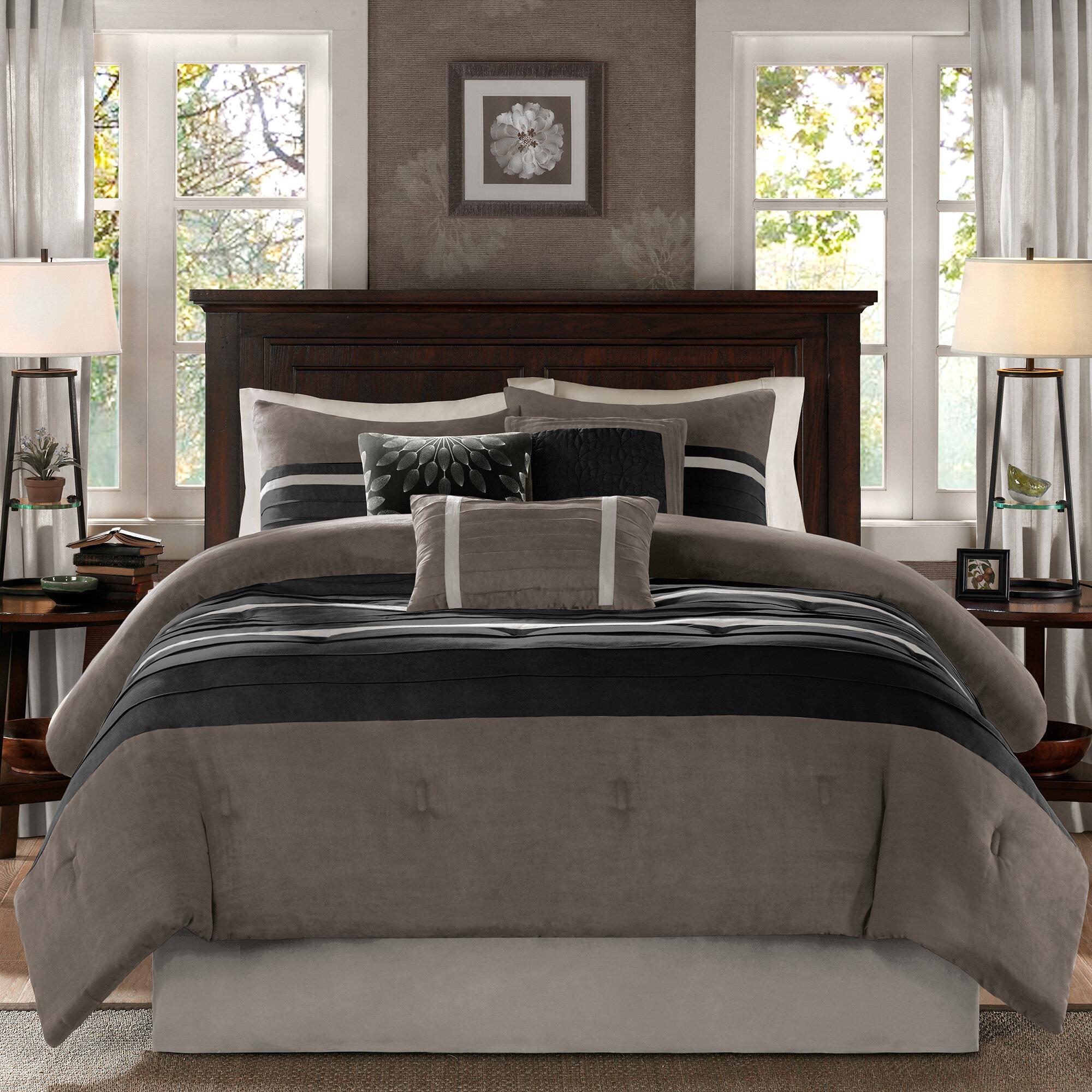 Andover Mills Rosaline Comforter Set Reviews Wayfair