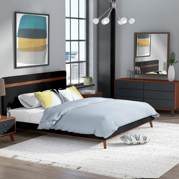 Lani Platform 5 Piece Bedroom Set by Langley Street
