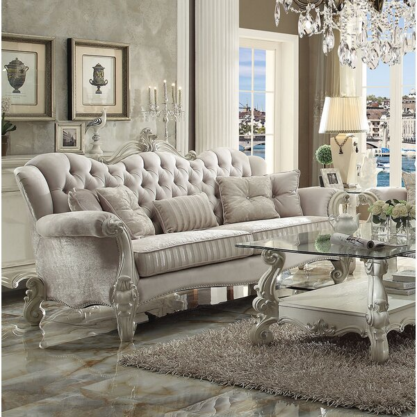 Modern Collection Welton Sofa by Astoria Grand by Astoria Grand