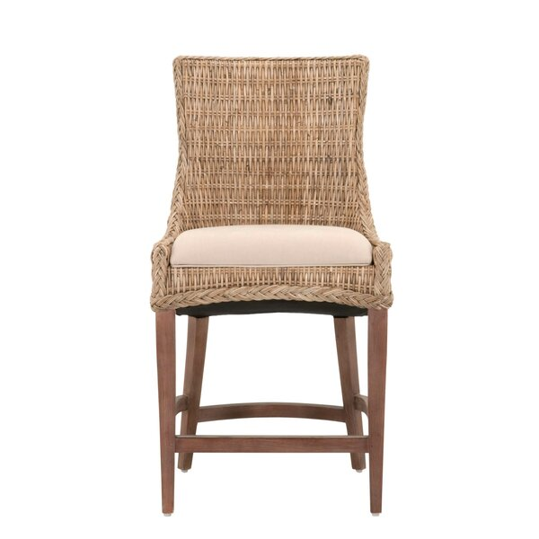Branchville Upholstered Counter Stool (Set of 2) by Highland Dunes