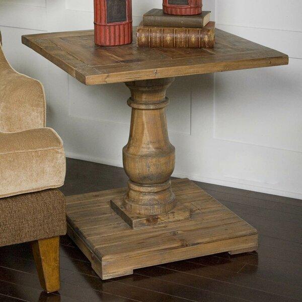 Glenrock End Table by Greyleigh