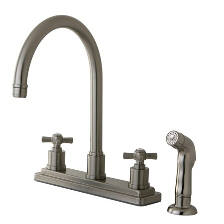 Millennium Centerset Kitchen Faucet by Kingston Brass