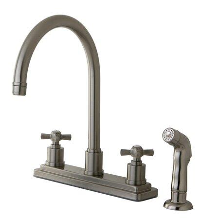 Millennium Centerset Kitchen Faucet by Kingston Brass