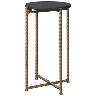 Online Reviews Lancelot End Table By Wrought Studio