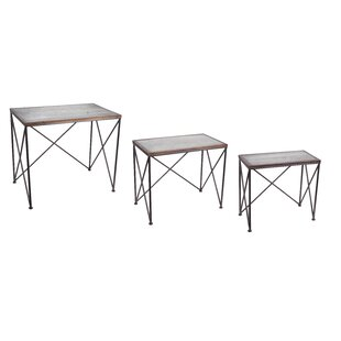 Griffin Accent Nesting Table (Set of 3)