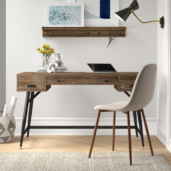 Annika 3 Drawer Desk