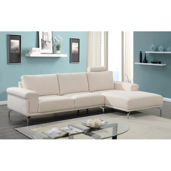 Limited Time Imogen Right Hand Facing Modular Sectional by Orren Ellis by Orren Ellis
