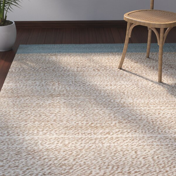 Raposa Blue/Natural Area Rug by Bay Isle Home