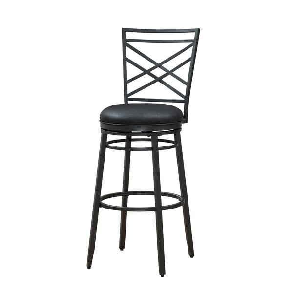 Bryonhall 30 Swivel Bar Stool by Darby Home Co