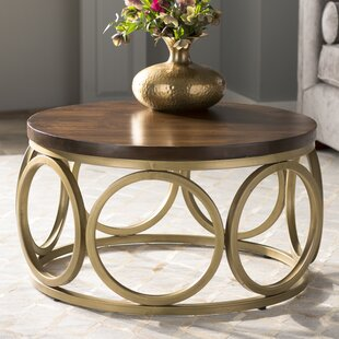 Best Choices Christon Coffee Table by Willa Arlo Interiors