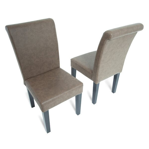 Amado Upholstered Dining Chair (Set Of 2) By Alcott Hill