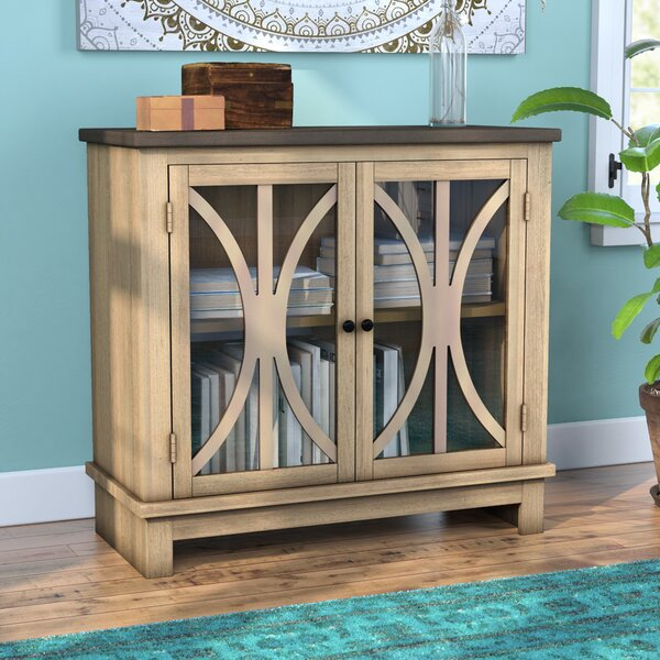 Delmer 2 Door Accent Cabinet by Mistana