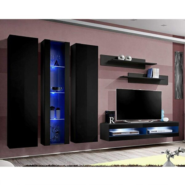 FLYC4 Floating Entertainment Center for TVs up to 70