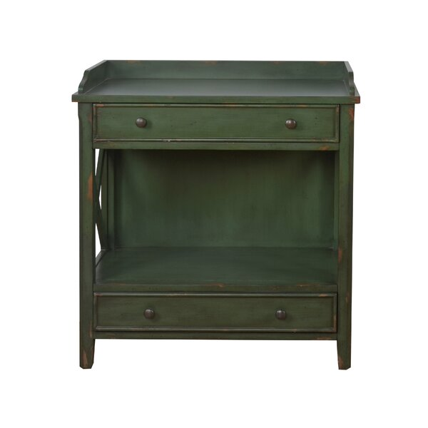 Cleveland 2 Drawer Accent Chest by Gracie Oaks Gracie Oaks