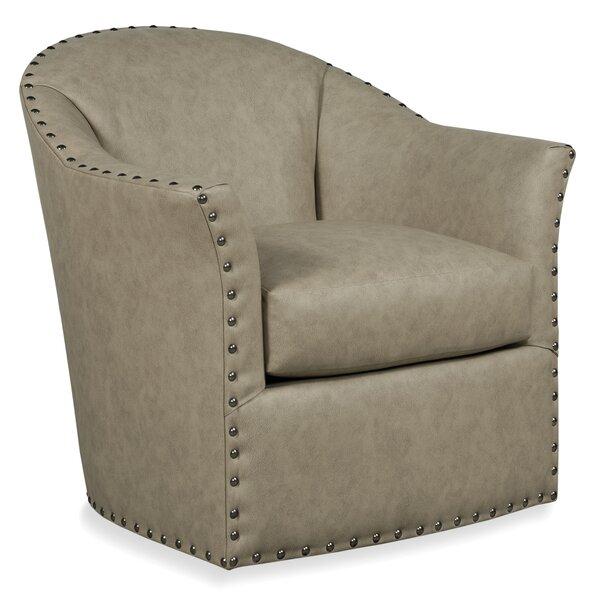 Bosley Swivel Armchair by Fairfield Chair
