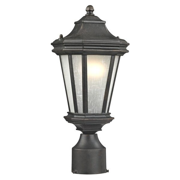 Lakeview Olde World Iron 1-Light Lantern Head by Dolan Designs
