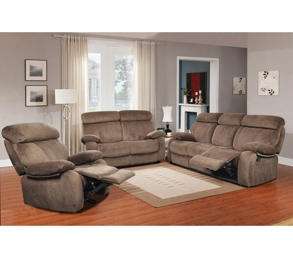 Walden Reclining Configurable Living Room Set by Beverly Fine Furniture
