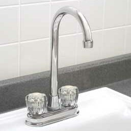 Touch Double Handle Kitchen Faucet by ProPlus