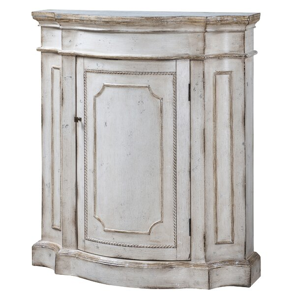 Cleckheat 1 Door Accent Cabinet by Ophelia & Co. Ophelia & Co.