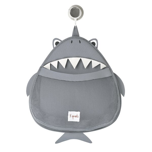 Shark Shower Caddy by 3 Sprouts