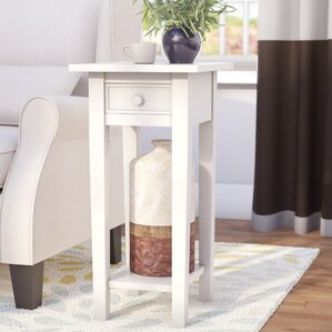 Anawan End Table With Storage by Alcot..