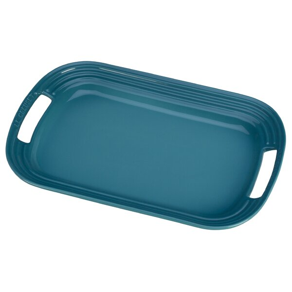 Stoneware Serving Tray by Le Creuset