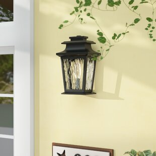 Price comparison Campfield 2-Light Outdoor Wall Lantern By Darby Home Co