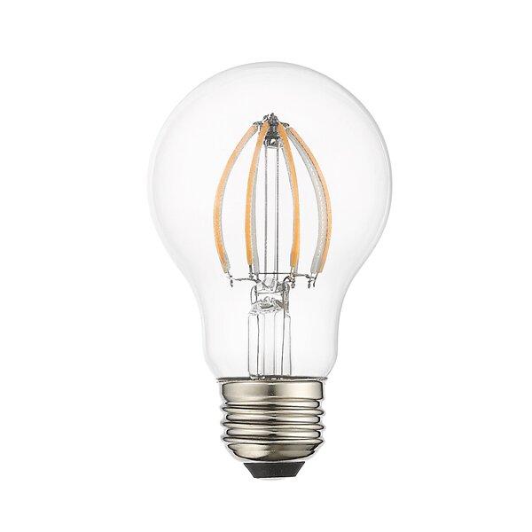 8W Equivalent E26 LED Standard Edison Light Bulb (Set of 10) by Livex Lighting