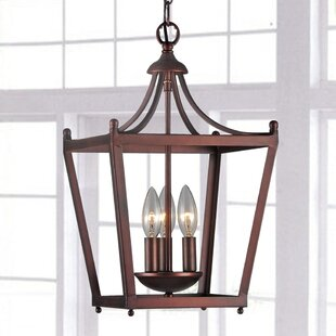 Pagoda chandelier wayfair bataan iron pagoda 3 light foyer pendant aloadofball Image collections