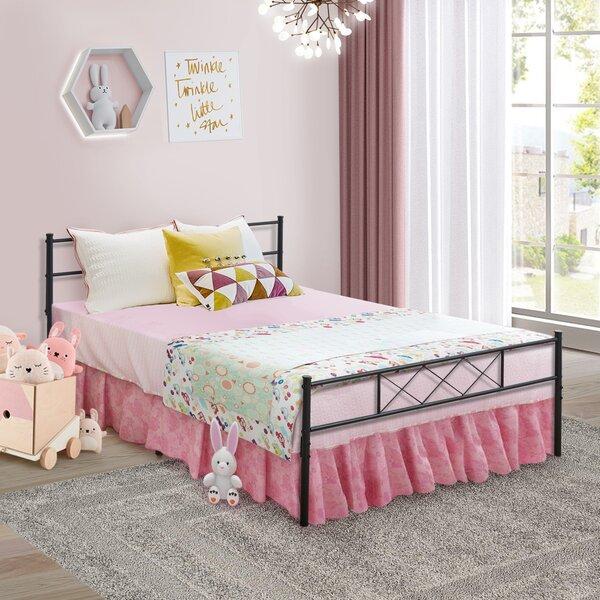 Cudahy Platform Bed by Harriet Bee