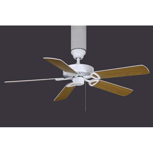52 Ragnar 5-Blade Ceiling Fan by Red Barrel Studio