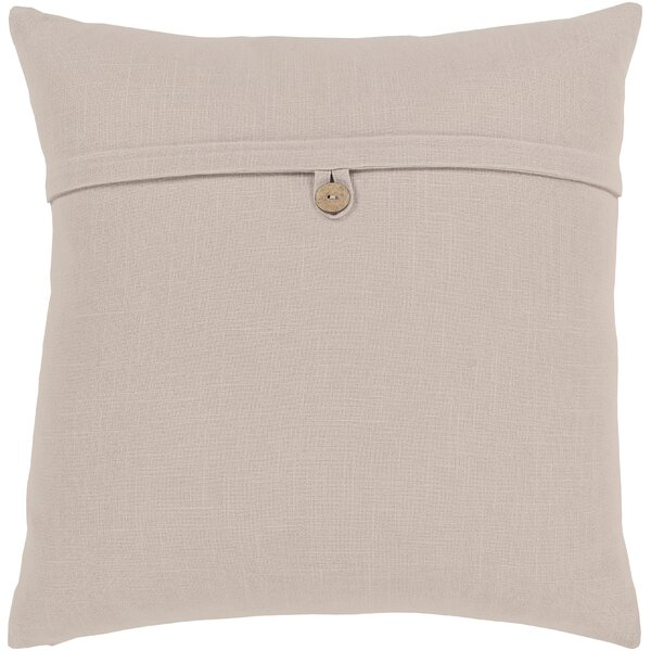 Penelope Modern Cotton Throw Pillow by Surya