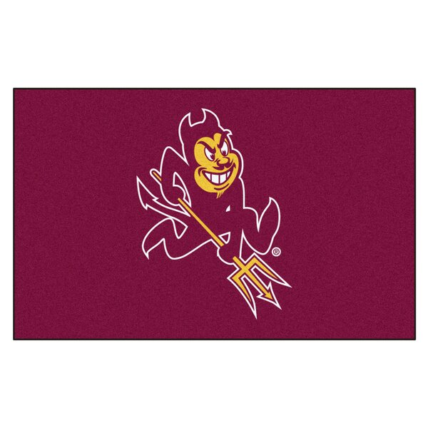 Collegiate NCAA Arizona State University Doormat by FANMATS