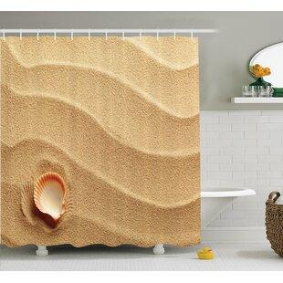 Little Seashell Shower Curtain