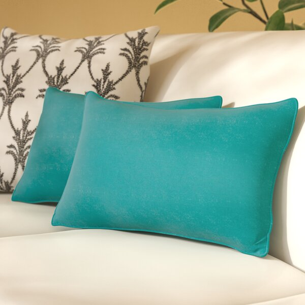 Paschall Lumbar Pillow (Set of 2) by Darby Home Co