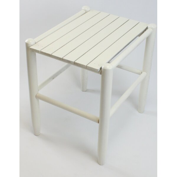 Thor Wooden Side Table by Gracie Oaks Gracie Oaks