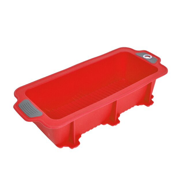 Non-Stick Silicone Loaf Pan by Gela Global