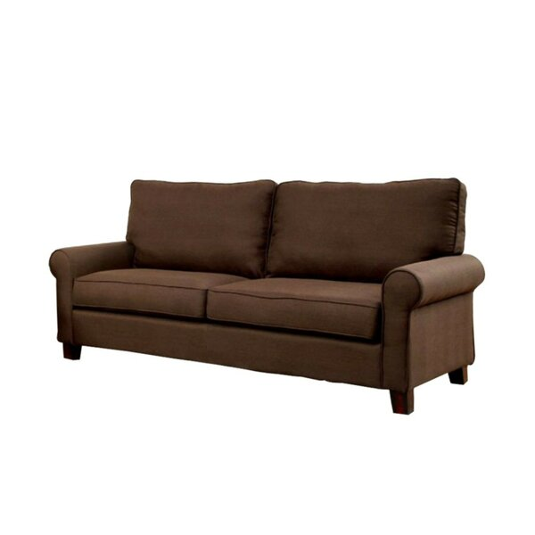 Hani Flax Fabric Sofa by Red Barrel Studio