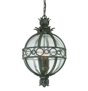 Compare prices Weldy 4-Light Outdoor Pendant By Astoria Grand