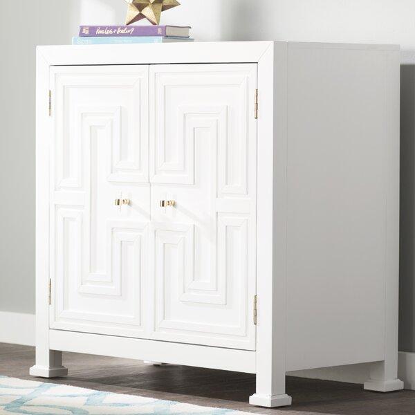 Hollins 2 Door Cabinet by Mercer41